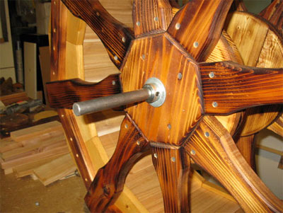Woodwork Wooden Water Wheel Plans Pdf Plans