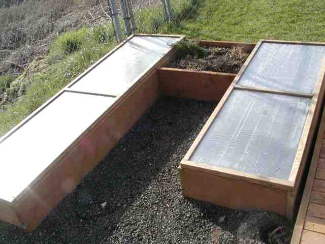 The RunnerDuck Raised Beds Project step by step instructions