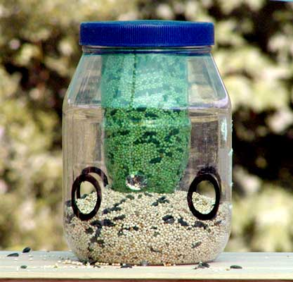 Bird Feeder Plans Plastic Bottle