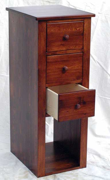The RunnerDuck DVD Storage Cabinet, step by step instructions.