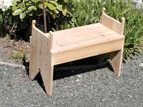wood projects garden