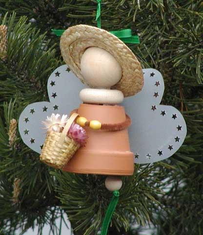The RunnerDuck Kids Projects Garden Angel