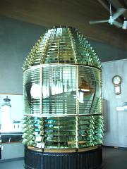 North Head Lighthouse Fresnel Lens