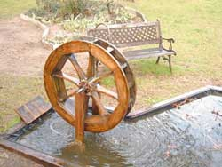 Spencer Waterwheel