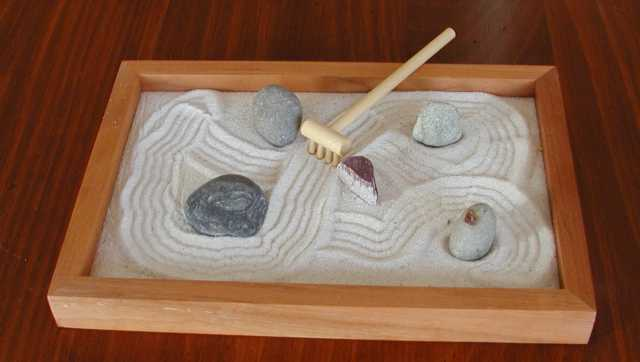 ... Throughout Desktop Zen Garden