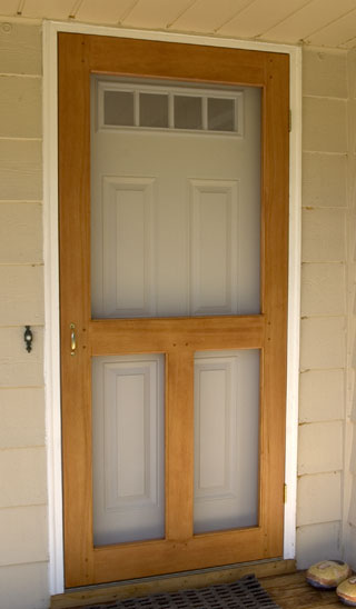Wood Screen Doors With Removable Screens : Pdf diy build wood screen door download woodworking for