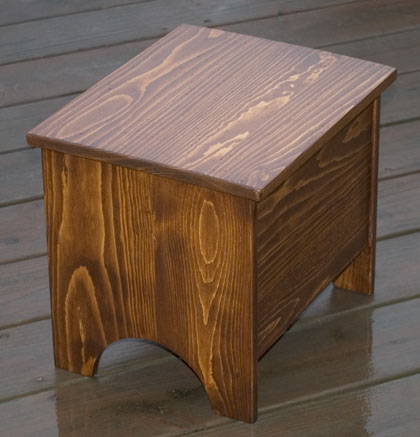 Storage Stool & The RunnerDuck Storage Stool step by step instructions on how to ... islam-shia.org