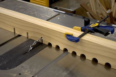 The Runnerduck Wood Clamp Rack Plan Is Step By Step Instructions On How To Build A Wood And Clamp Rack For Your Shop